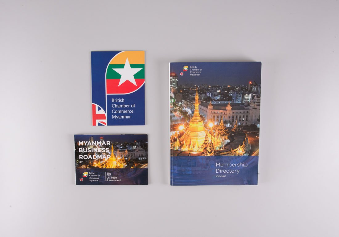 British Chamber of Commerce all collateral