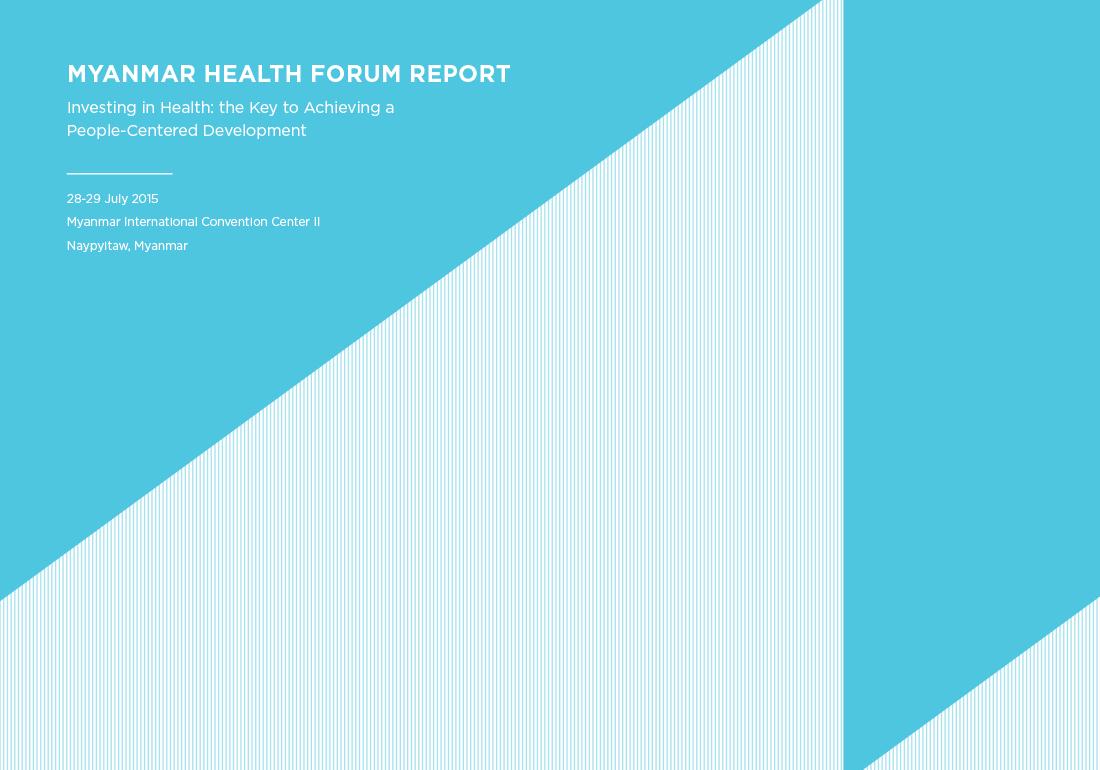 UNAIDS forum report cover