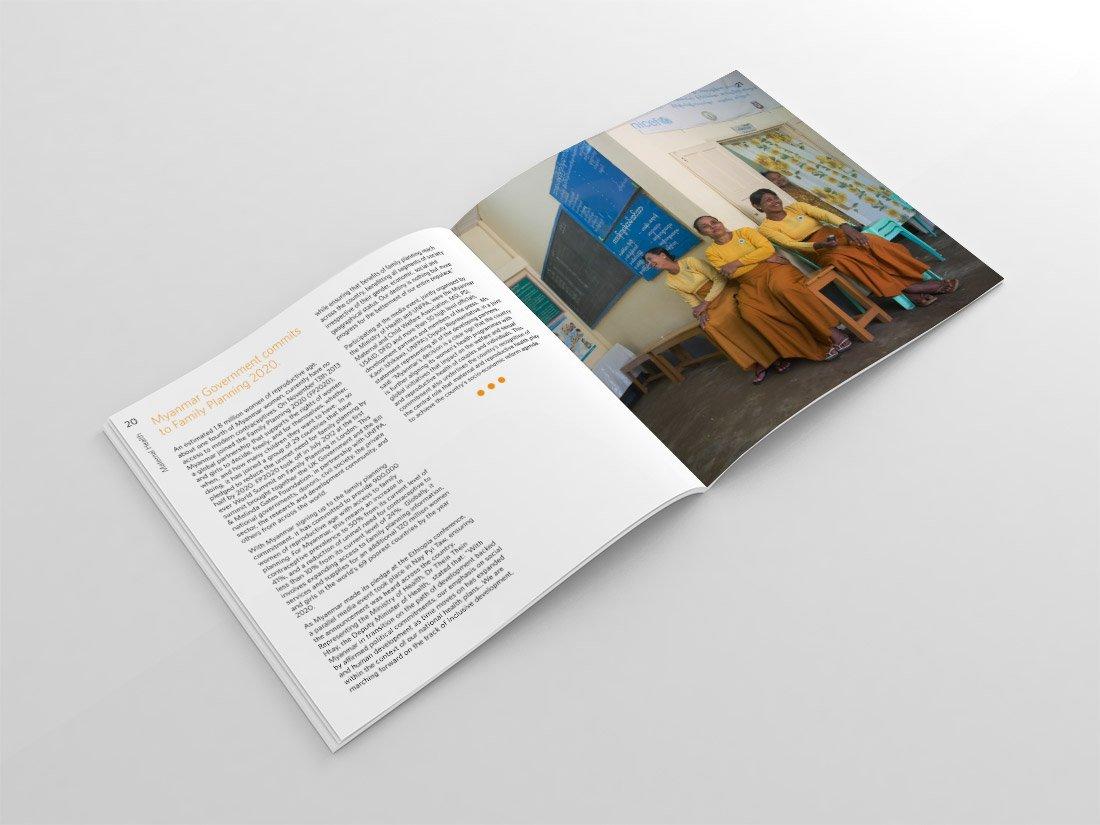 UN Population Fund (UNFPA) inside pages